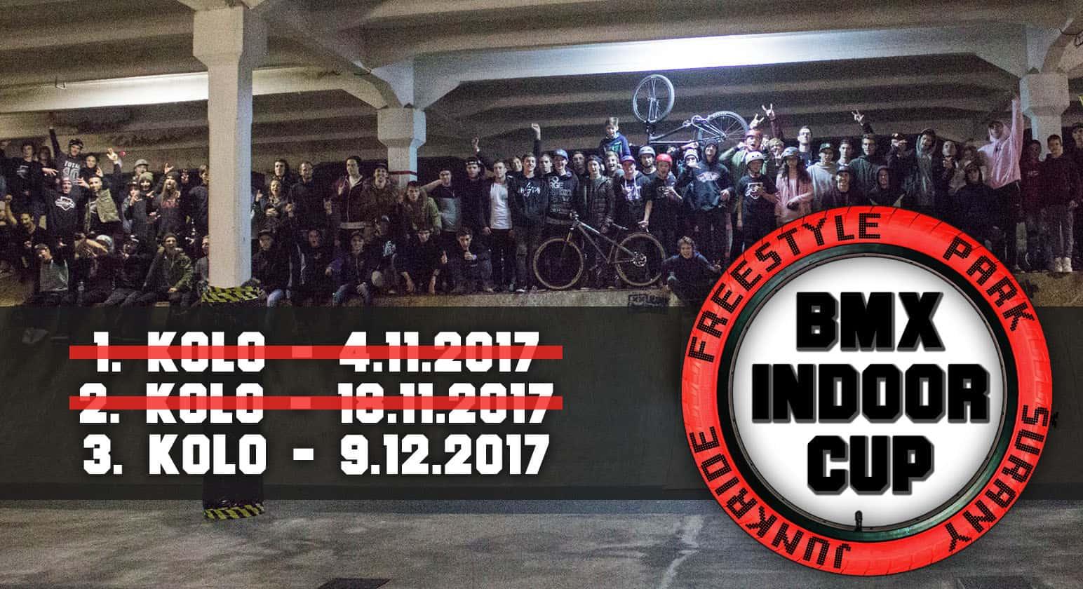 INDOOR CUP EVENT
