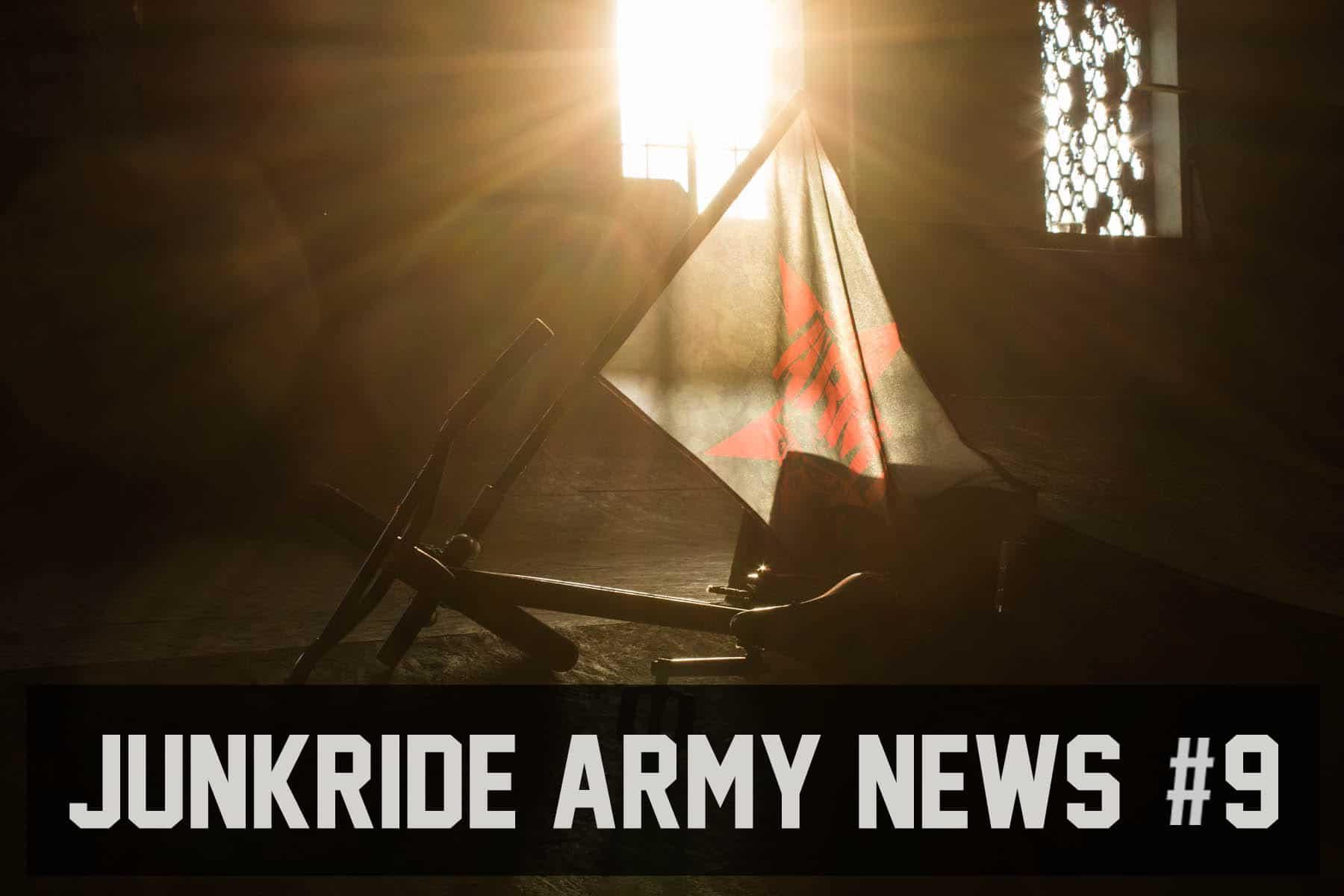 junk army news 9
