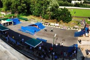 skatepark čadca profile