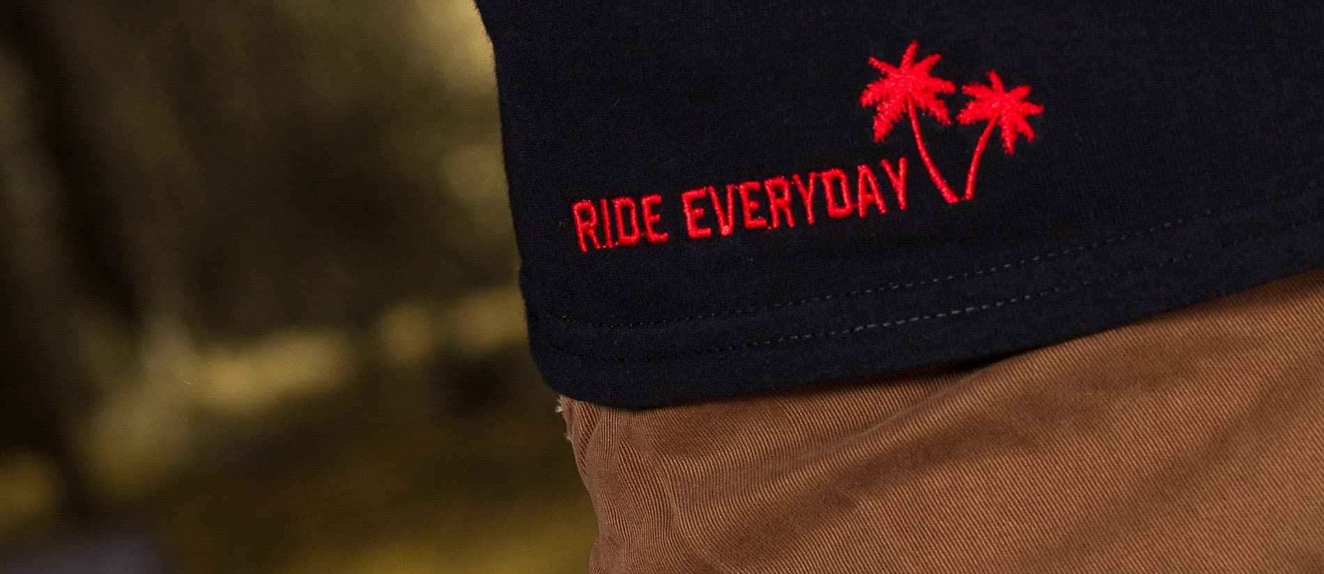 JRCD RIDE EVERYDAY DETAIL